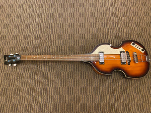 Hoffner HI-Series B Bass (Beatle Bass)