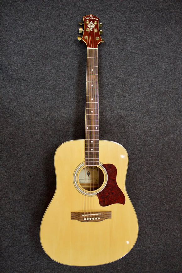 Old Hickory Dreadnaught Guitar - Jakes Main Street Music