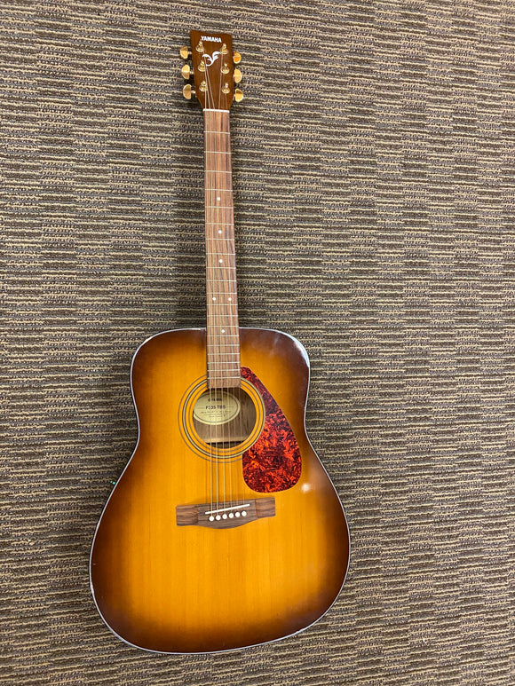 Yamaha F335-TBS Acoustic guitar 2008