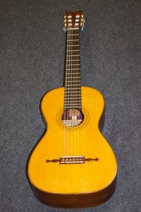"Kenny Hill 3/4 ""London"" Classical Guitar - Jakes Main Street Music"