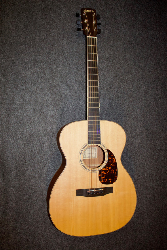 Larrivee OM-03 Acoustic Guitar Gently Used (2007) - Jakes Main Street Music