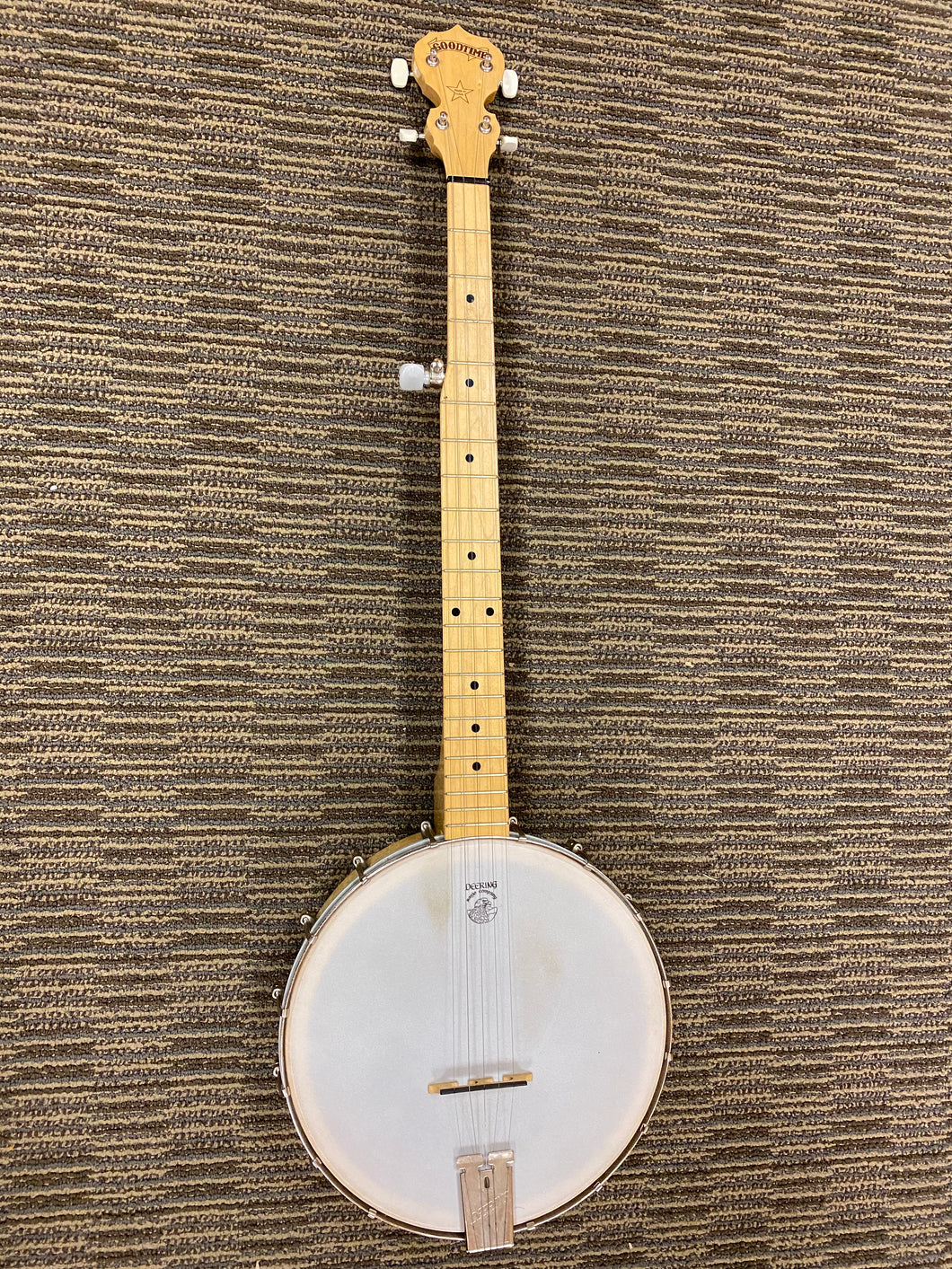 Deeering Good time banjo early 2000's