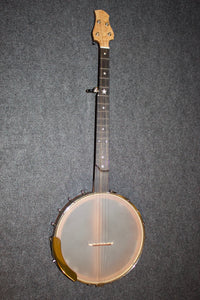 "Vance Hand-made 12"" pot banjo c. 2014"