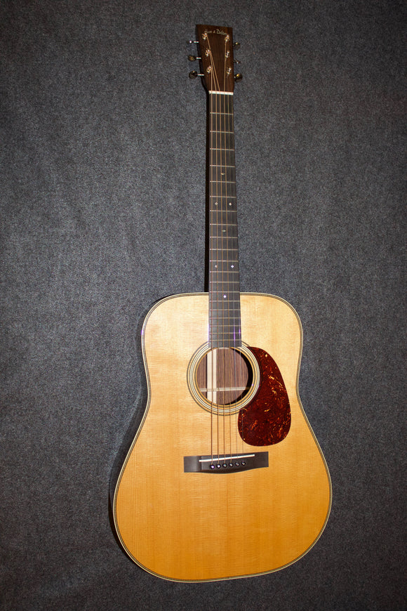 Huss and Dalton TD-R custom w/ Torrified Spruce top (2016)