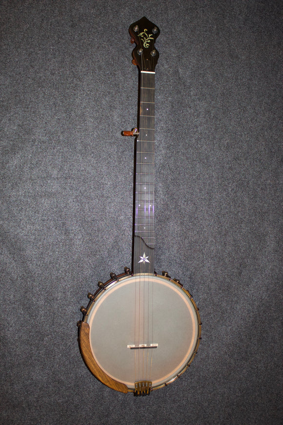 Ome Flora Open-back Banjo (No. 7079)
