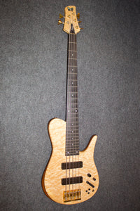Fodera Imperial 5 Elite 5-String Bass (2009)