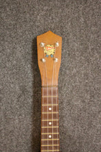 "Load image into Gallery viewer, P'MICO ""Collegiate"" Soprano Ukulele c. 1940"