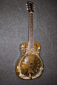 National Style O-14 Resonator Guitar - New!