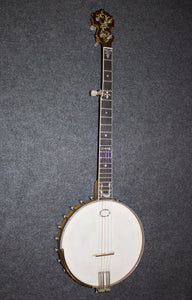 "Liberty ""Buckdancer"" Banjo c. 1980s"