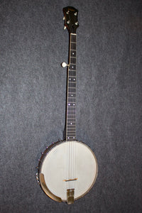 "Vega FW-5 ""Folk Wonder"" 5-String Open-back Banjo (1962)"