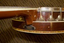 Load image into Gallery viewer, Regal Tenor Banjo c. 1930 w/ Resonator and Marquetry