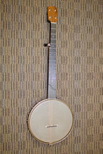 "Load image into Gallery viewer, Kevin Enoch Tradesman Banjo 11"" Pot - Walnut with Frailing Scoop"