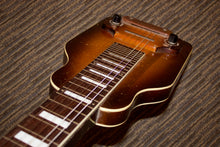 "Load image into Gallery viewer, Sherwood ""Deluxe"" Lap Steel Guitar c. 1950s"