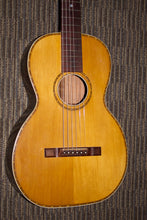 Load image into Gallery viewer, Vintage Parlor Guitar c. 1920 - Regal? Lyon & Healy? Supertone?