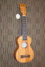 Load image into Gallery viewer, Twisted Wood Original Series Mahogany Soprano Ukulele w/ rope binding