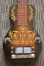 "Load image into Gallery viewer, Oahu ""Tonemaster"" Lap Steel Guitar c. 1940"