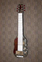 Load image into Gallery viewer, Magnatone Varsity Lap Steel Guitar C. 1950s