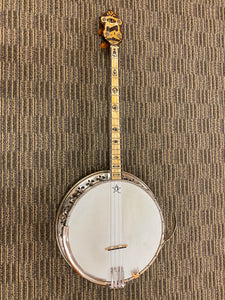 Bacon & Day Silver Belle Sultana Tenor Banjo c. 1930s