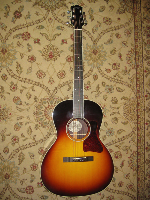 Collings C10 Deluxe (No.27229) - Jakes Main Street Music