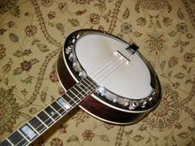 "Load image into Gallery viewer, Vega ""Vox 1"" Tenor Banjo c. 1962 - Jakes Main Street Music"