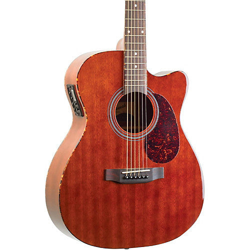 Savannah SGO-16CE Mahogany Cutaway Acoustic/electric Guitar - Jakes Main Street Music