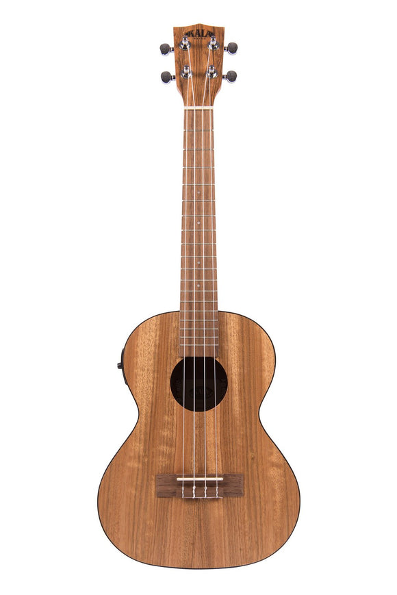 Kala Pacific Walnut Tenor Ukulele w/Pickup, KA-PWTE - Jakes Main Street Music