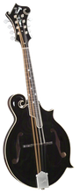 Load image into Gallery viewer, Kentucky KM-1000B Master F-model Mandolin - Black Top - Jakes Main Street Music
