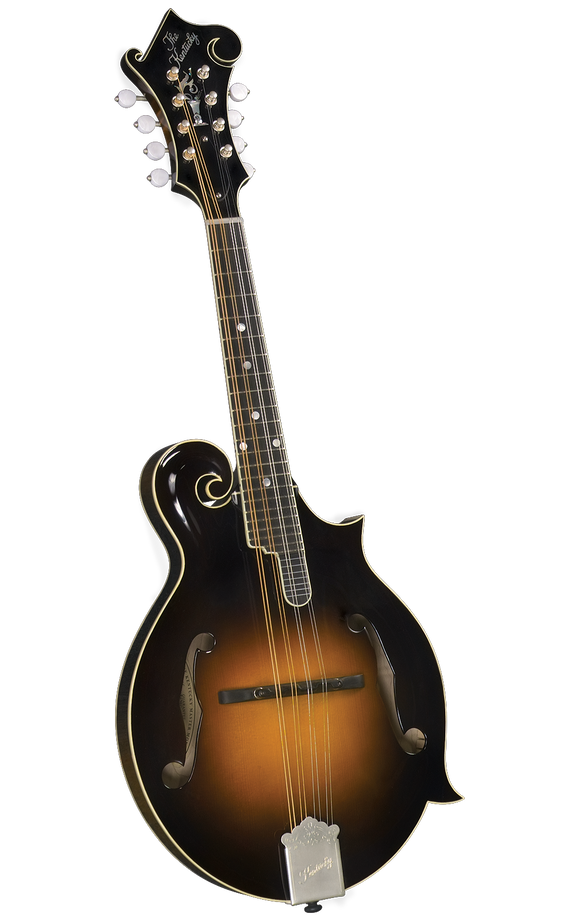 Kentucky KM-1050 Master F-model Mandolin - Vintage Sunburst - Jakes Main Street Music