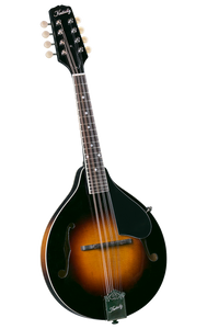 Kentucky KM-140 Standard A-model Mandolin - Sunburst - Jakes Main Street Music