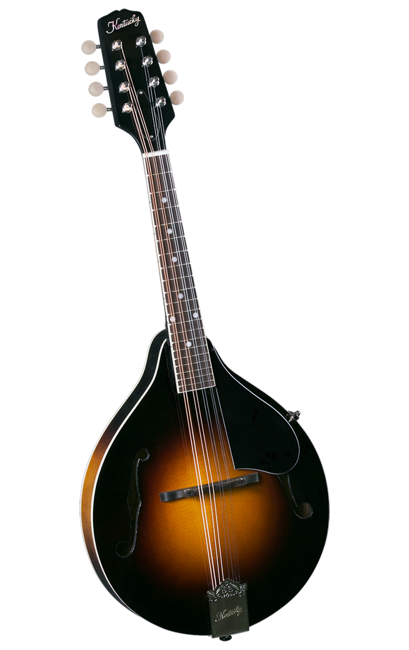 Kentucky KM-150 Standard A-model Mandolin - Sunburst - Jakes Main Street Music