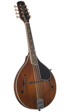 Load image into Gallery viewer, Kentucky KM-256 Artist F-model Mandolin - Transparent Brown - Jakes Main Street Music