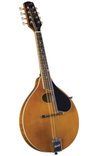 Load image into Gallery viewer, Kentucky KM-272 Artist Oval Hole A-Style Mandolin - Transparent Amber - Jakes Main Street Music