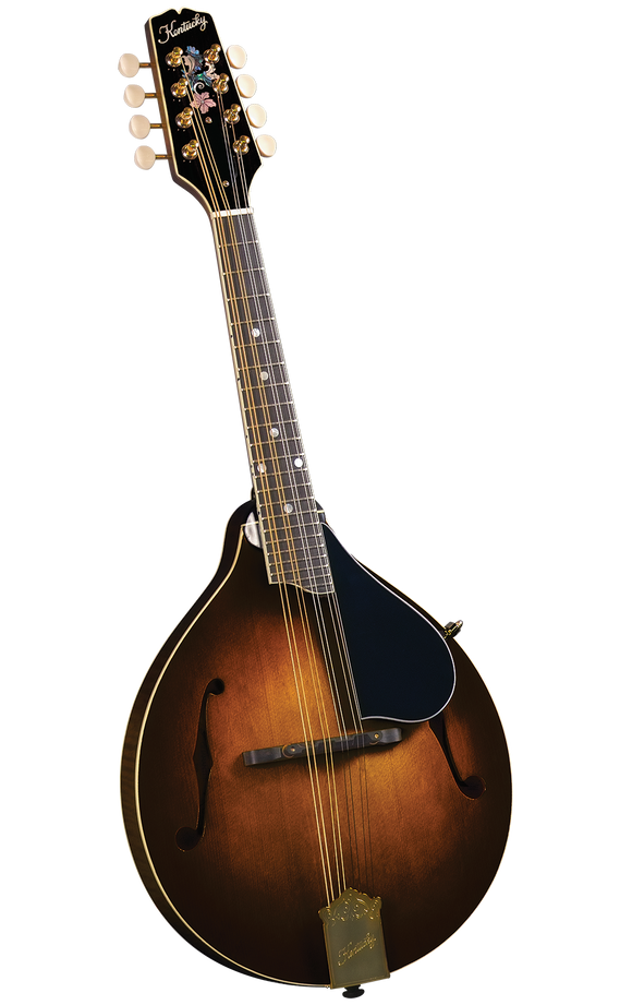 Kentucky KM-500 Artist A-model Mandolin - Sunburst - Jakes Main Street Music