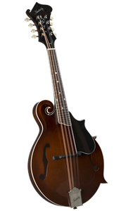 Kentucky KM-756 Deluxe F-Model Mandolin - Transparent Brown - Jakes Main Street Music
