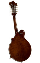 Load image into Gallery viewer, Kentucky KM-756 Deluxe F-Model Mandolin - Transparent Brown - Jakes Main Street Music