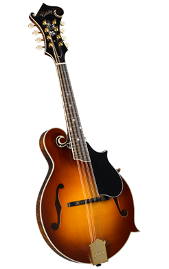 Kentucky KM-855 Artist F-Model Mandolin - Amberburst - Jakes Main Street Music