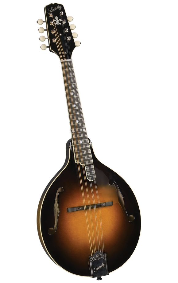 Kentucky KM-950 Master A-model Mandolin - Sunburst - Jakes Main Street Music