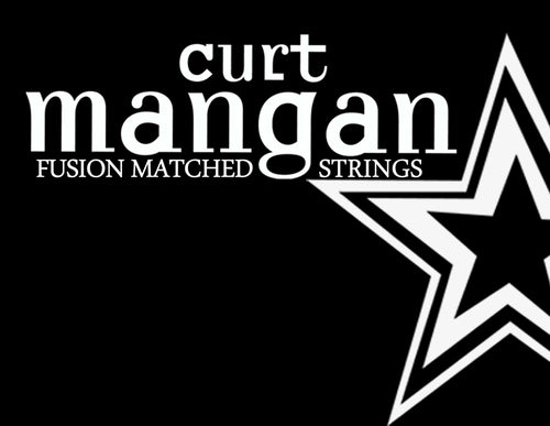 Curt Mangan MONEL Loop End Mandolin Strings - Jakes Main Street Music