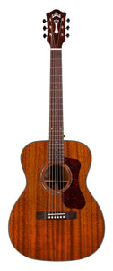 Guild OM-120 All-Solid African Mahogany Guitar