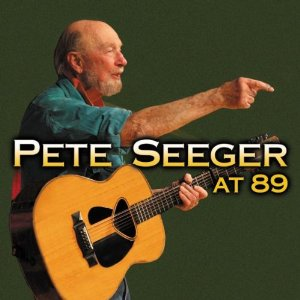Pete Seeger - At 89 - Jakes Main Street Music
