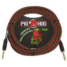 Load image into Gallery viewer, Pig Hog 20'' Woven Instrument Cable - Jakes Main Street Music