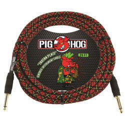 Pig Hog 20'' Woven Instrument Cable - Jakes Main Street Music
