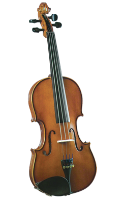 Cremona SV-130 Series Student Violin Kit 1/2, 3/4, 4/4