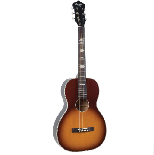 Recording King RPS-7-TS Parlor size Guitar in Tobacco Sunburst