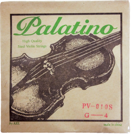 Palatino Steel Cello Strings 3/4 to 4/4 PV-010CF - Jakes Main Street Music