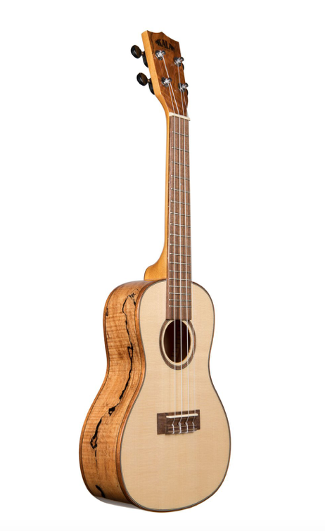 KA-FMCG Flamed Maple Concert Ukulele - Jakes Main Street Music