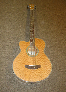 Used Michael Kelly LEFTY Acoustic Base QAB2-LH-QN - Jakes Main Street Music