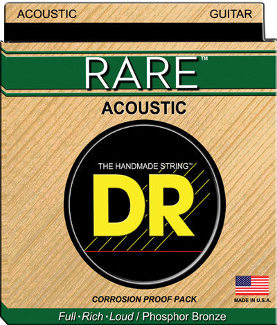 DR Strings RPMH-13 13-56 Phosphor Bronze Acoustic Strings - Medium - Jakes Main Street Music