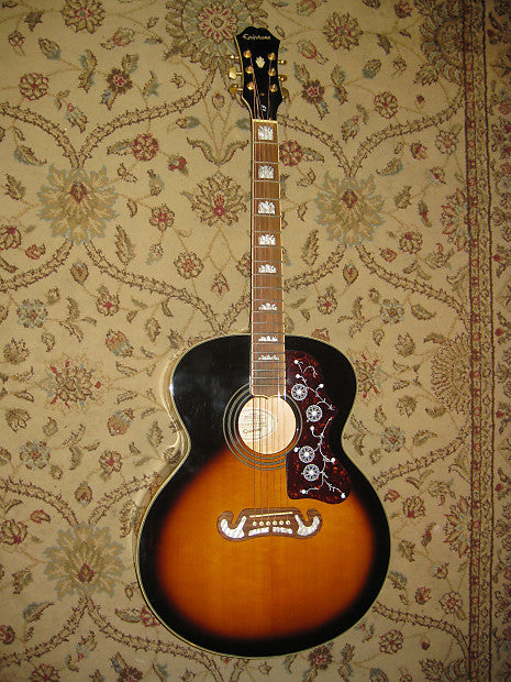 Epiphone EJ-200VS Jumbo Acoustic Guitar - Jakes Main Street Music
