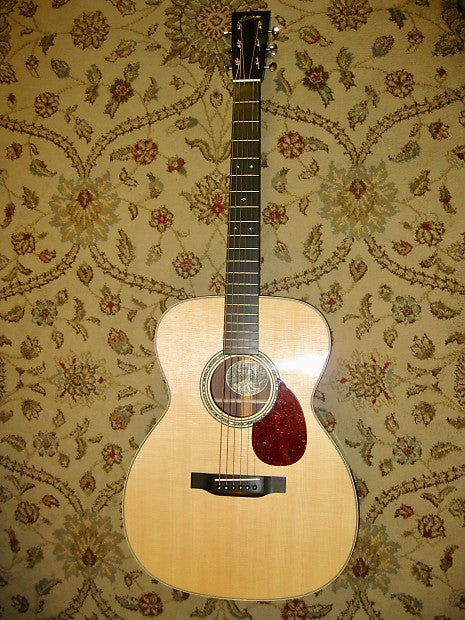 Collings OM2 (Custom No. 27260) Spruce/Rosewood - Jakes Main Street Music